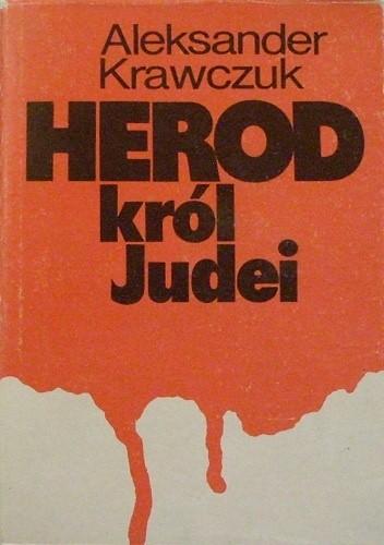 Okładka książki Herod, król Judei