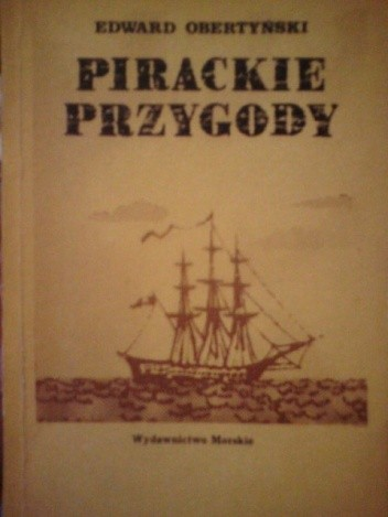 Okładka książki Pirackie przygody