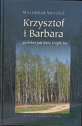 Okładka książki Krzysztof i Barbara