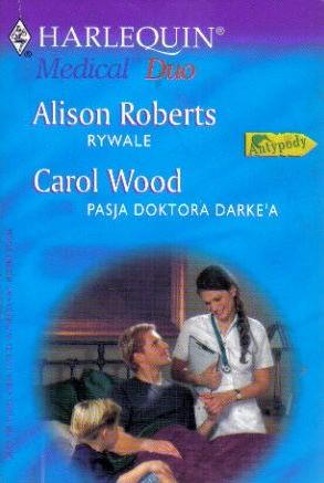 Okładka książki Pasja doktora Darke'a. Rywale