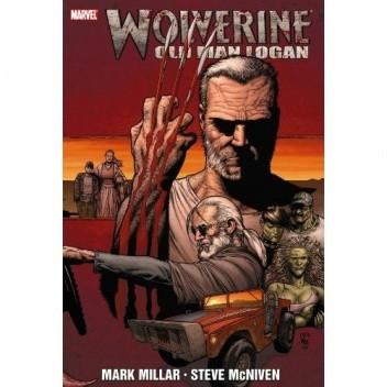 Okładka książki Wolverine: Old Man Logan