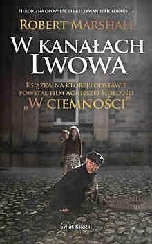 Okładka książki W kanałach Lwowa