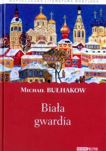 Okładka książki Biała gwardia