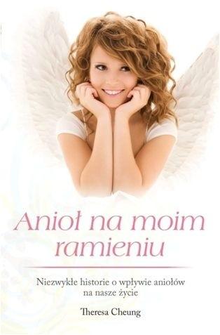 Okładka książki Anioł na moim ramieniu