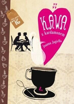 Okładka książki Kawa z kardamonem