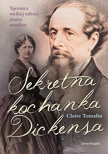 Okładka książki Sekretna kochanka Dickensa