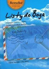 Okładka książki Listy do Boga