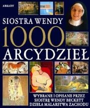 Okładka książki 1000 arcydzieł