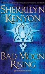 Okładka książki Bad Moon Rising