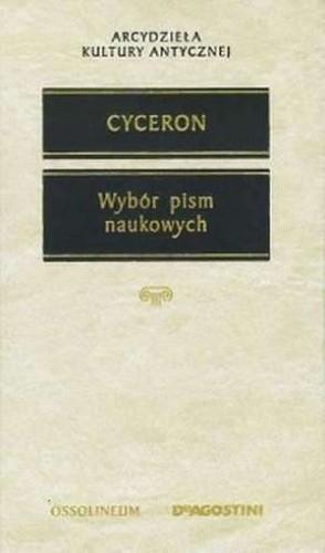 Okładka książki Wybór pism naukowych