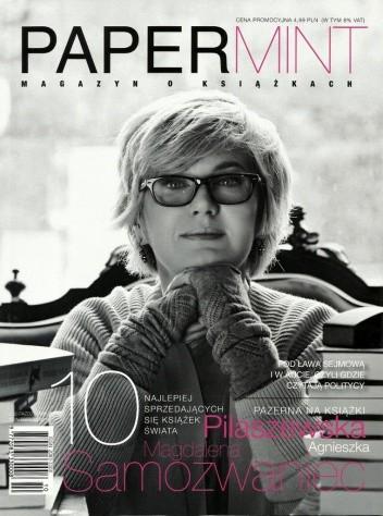 Okładka książki PAPERmint, nr 2 / październik 2011