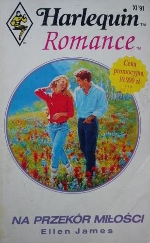 Okładka książki Na przekór miłości