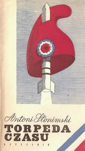 Okładka książki Torpeda czasu