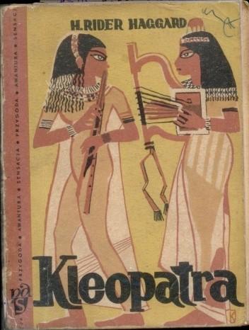 Okładka książki Kleopatra