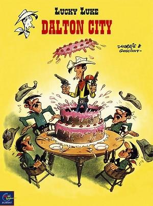 Okładka książki Dalton City