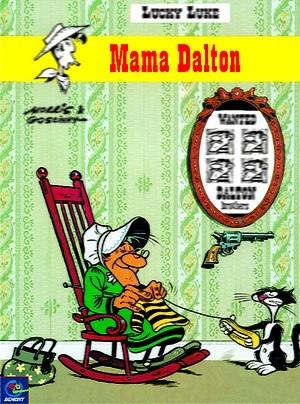 Okładka książki Mama Dalton