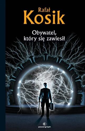Okładka książki Obywatel, który się zawiesił