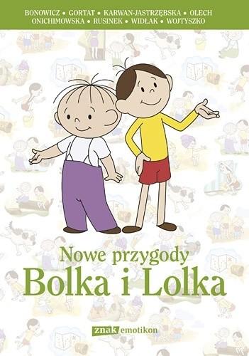 Okładka książki Nowe przygody Bolka i Lolka
