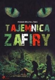 Okładka książki Tajemnica Zafiry