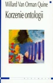 Okładka książki Korzenie Ontologii