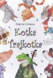 Okładka książki Kotka Trajkotka