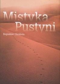 Okładka książki Mistyka pustyni