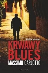 Okładka książki Krwawy blues
