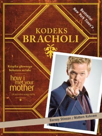 Okładka książki Kodeks Bracholi