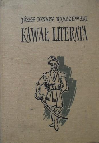 Okładka książki Kawał literata. Zadora