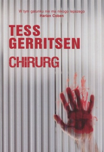 Okładka książki Chirurg