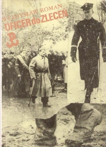 Okładka książki Oficer do zleceń