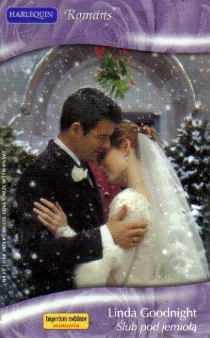 Okładka książki Ślub pod jemiołą