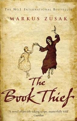 Okładka książki The Book Thief