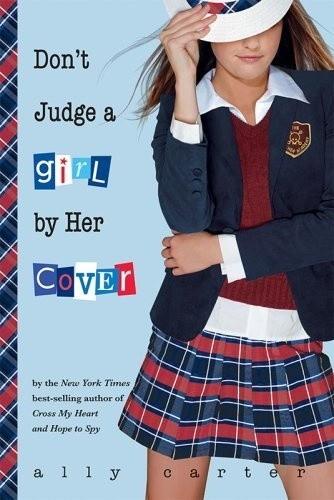 Okładka książki Don't Judge a Girl by Her Cover