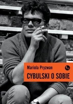 Okładka książki Cybulski o sobie