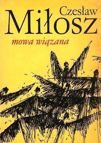Okładka książki Mowa wiązana