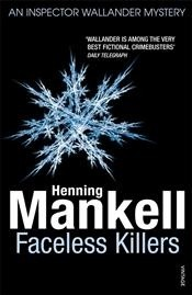 Okładka książki Faceless Killers