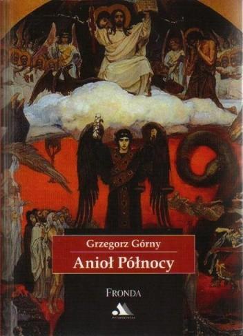 Okładka książki Anioł Północy