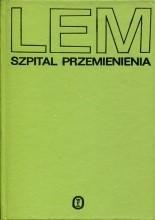 Okładka książki Szpital przemienienia