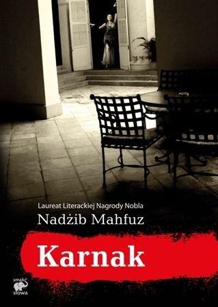Okładka książki Karnak