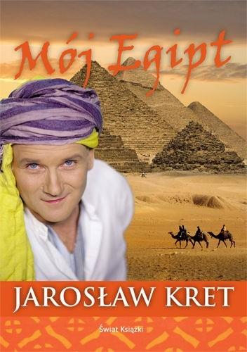 Okładka książki Mój Egipt