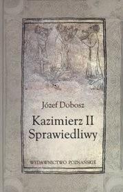 Okładka książki Kazimierz II Sprawiedliwy
