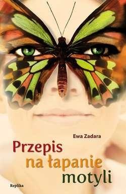 Okładka książki Przepis na łapanie motyli