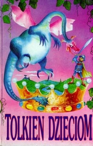 Okładka książki Tolkien dzieciom