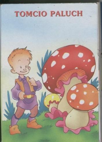 Okładka książki Tomcio Paluch