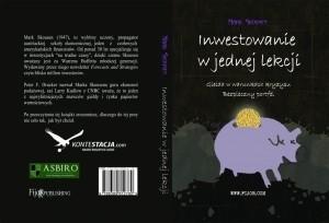 Okładka książki Inwestowanie w jednej lekcji