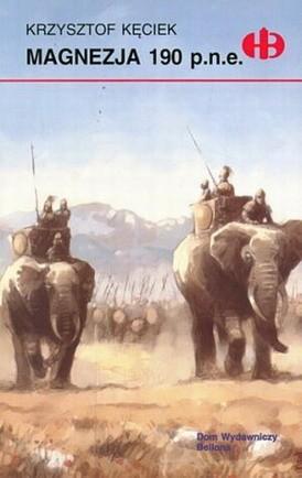 Okładka książki Magnezja 190 p.n.e.