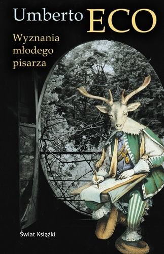 Okładka książki Wyznania młodego pisarza