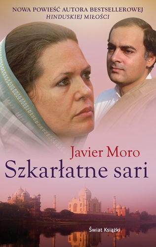 Okładka książki Szkarłatne sari