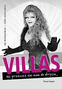 Okładka książki Villas. Nic przecież nie mam do ukrycia